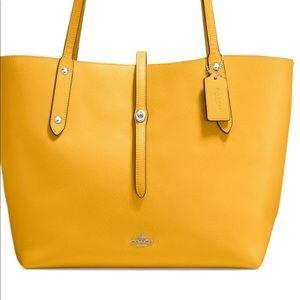 Coach Market Tote Bag New